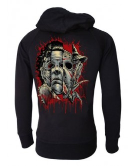 Sudadera Faces of Horror