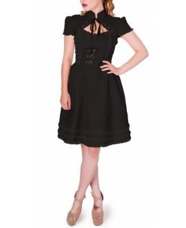 Vestido Goth Chic