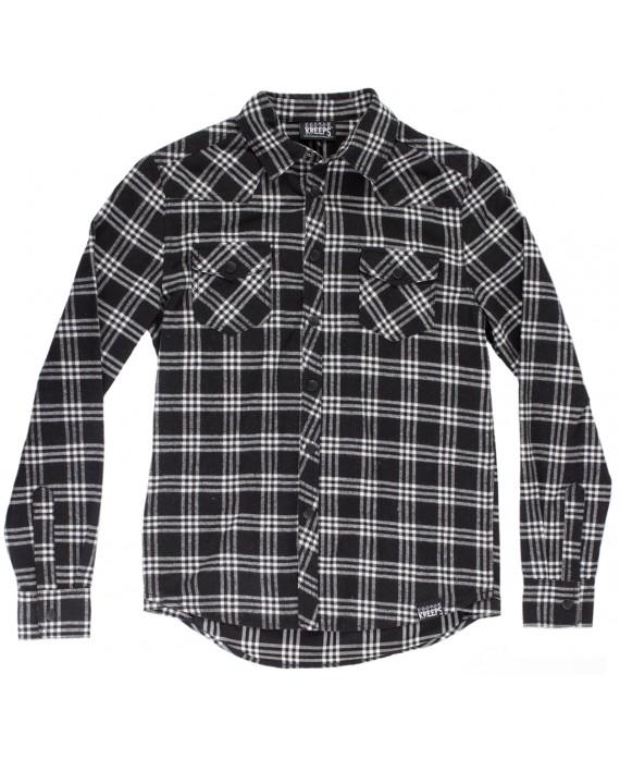 Camisa Western Black