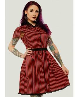 Vestido Striped