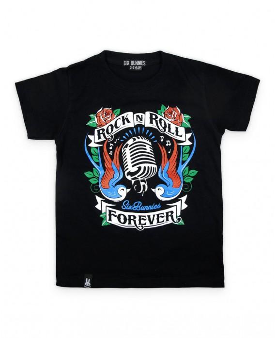 Camiseta Rock n Roll