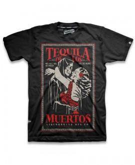Camiseta Tequila muertos