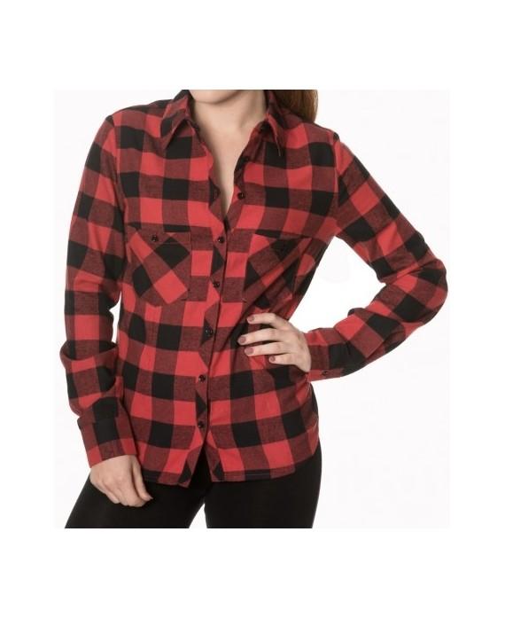 Camisa Tartan