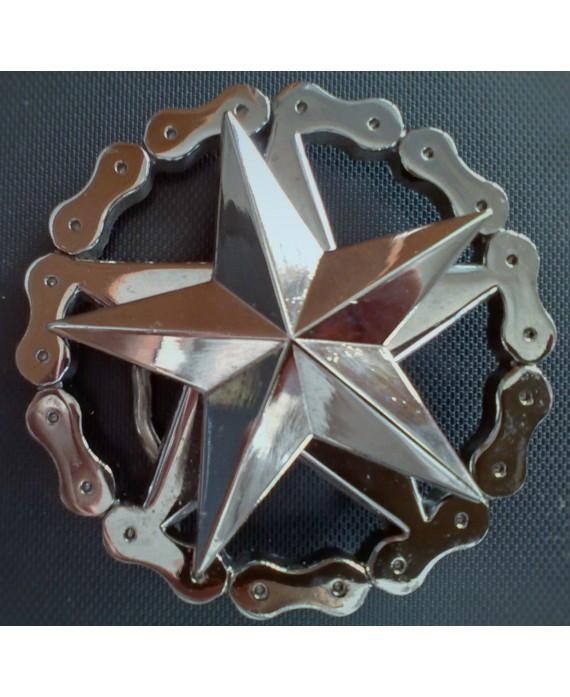 Hebilla Estrella Doble
