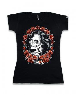 Camiseta Muerta Rosas