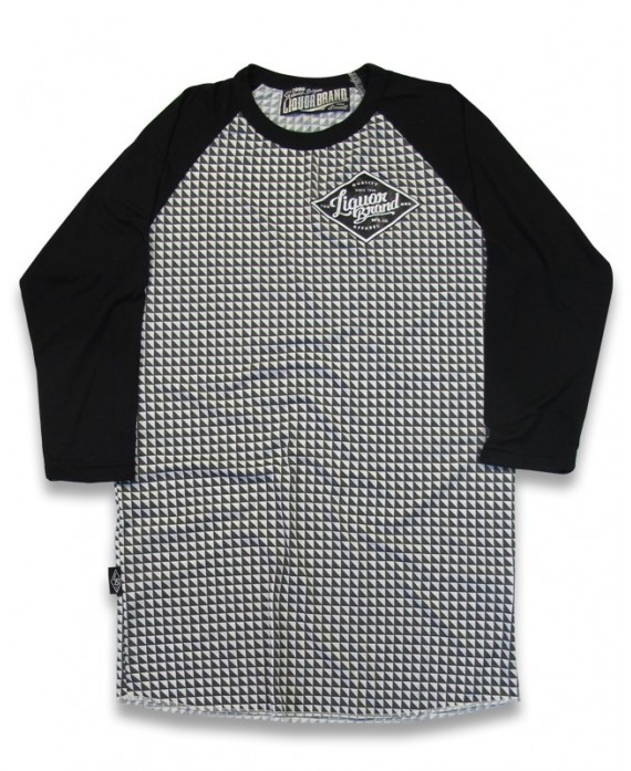 Camiseta Baseball checks