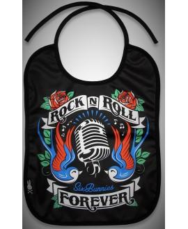 Babero Rock&Roll