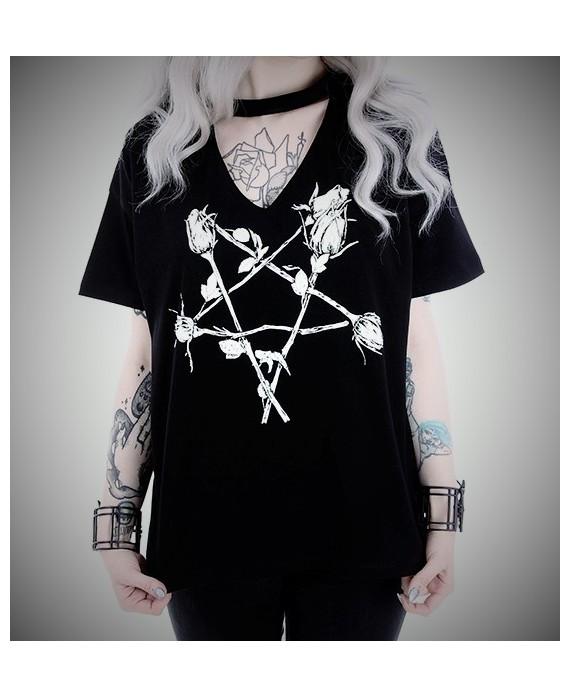 Pentagrama Rosas
