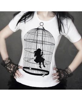 Camiseta Jaula