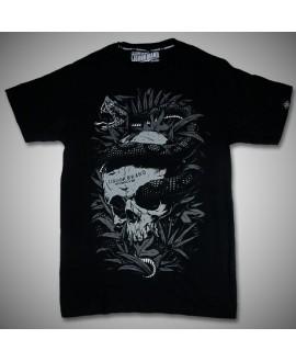 Camiseta Snake Skull