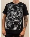 Camiseta Clásicos Terror