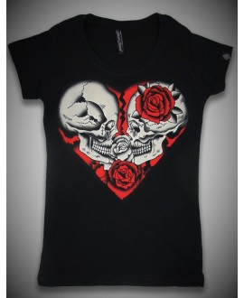Camiseta Broken Heart