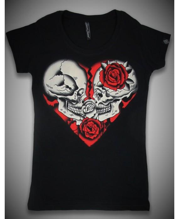 Camiseta Broken Heart