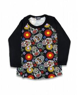 Camiseta Calaveras Mex