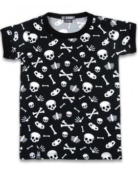 Camiseta Huesos