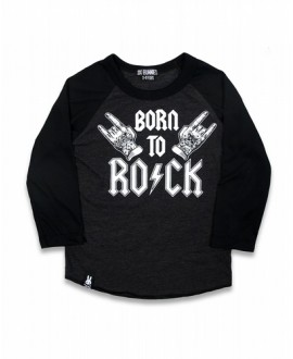 Camiseta Rock Kids