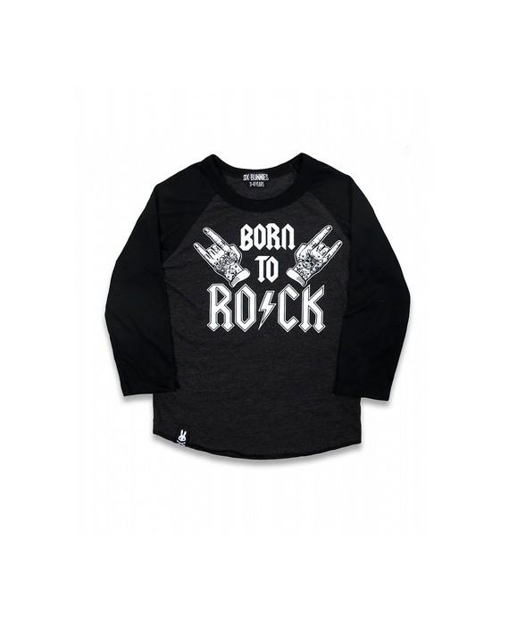 Camiseta Rock Kids
